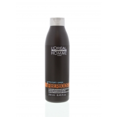 Shampoing redensifiant anti-chute Fiberboost Homme