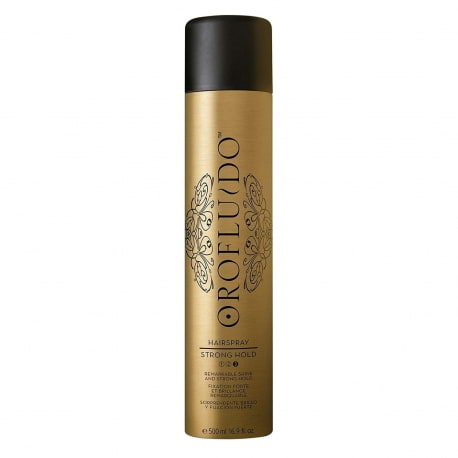 Spray de fixation forte Strong Hold Orofluido