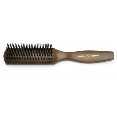 Brosse plate poils sanglier