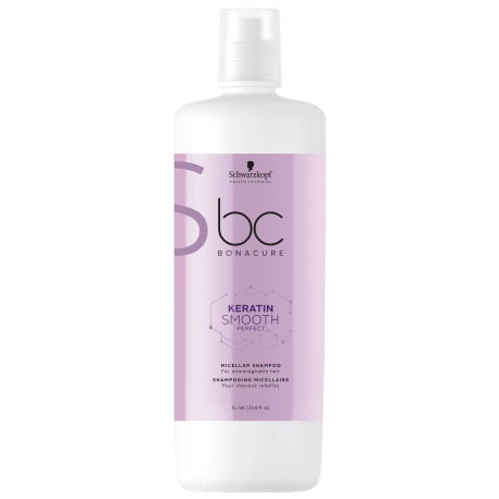 Shampoing Micellaire Keratin Smooth Perfect Bonacure