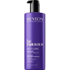Shampoing cheveux fins C.R.E.A.M. Daily Care Be Fabulous