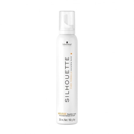 Mousse volume Flexible Hold Silhouette