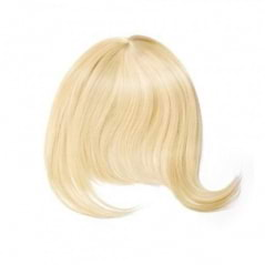 Extension Clip-in fringe Memory Hair