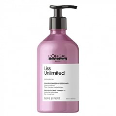 Shampoing lissage intense Liss unlimited Série Expert